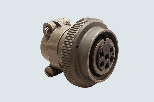 MC Cannon Plug MC11E10-6SN